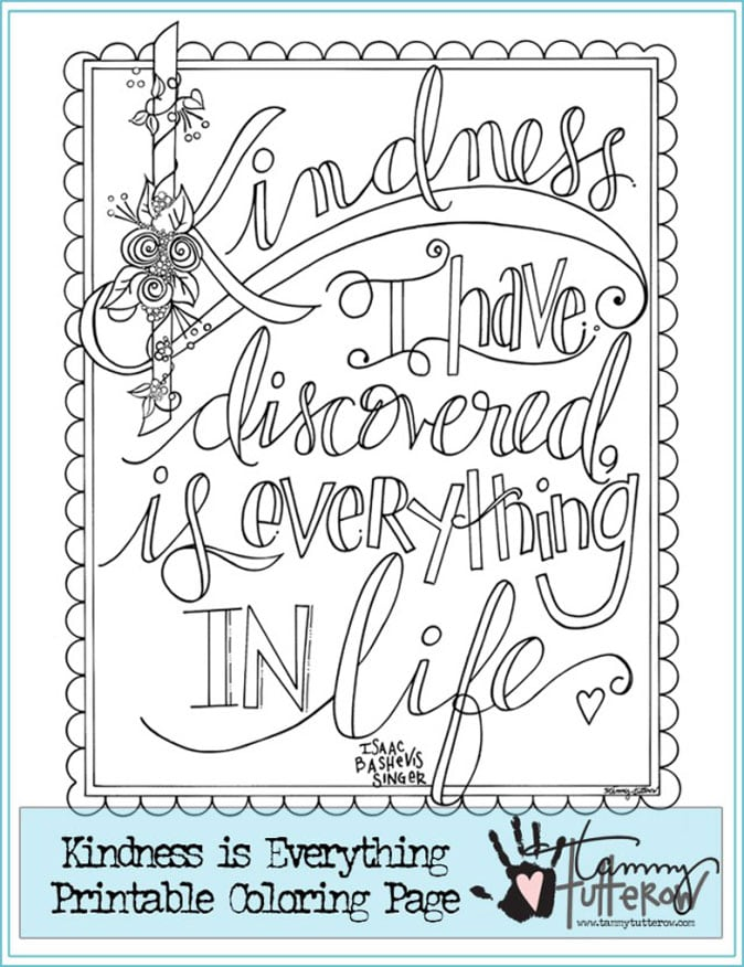Kindness Giveaways And Free Download